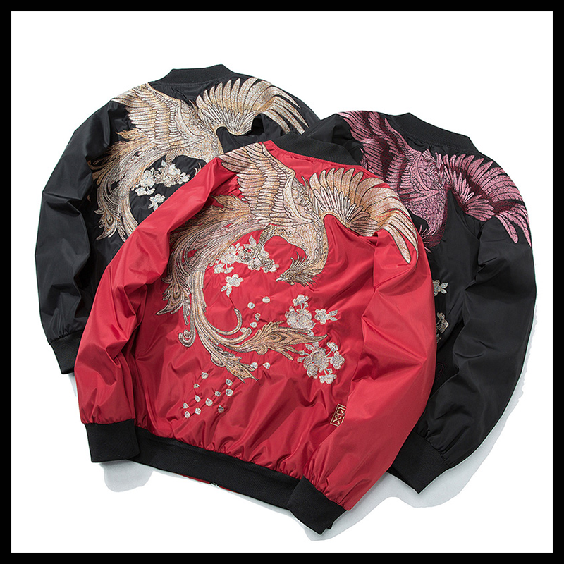 Phoenix Phantom Bomber Jacket