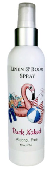 Buck Naked Room & Linen Spray