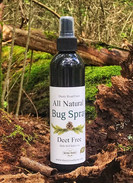 Dusty Road Farm All Natural Bug Spray
