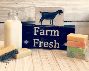 Men's Shaving Goat Milk Soap - Dusty Road Farm
