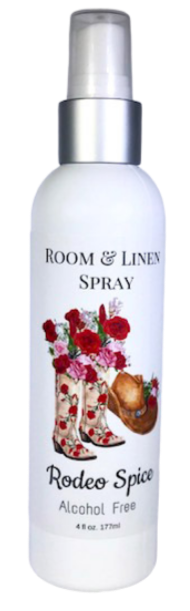 Rodeo Spice Room & Linen Spray
