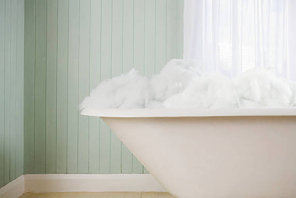 Dusty Road Farm Lavender Bubbling Milk Bath
