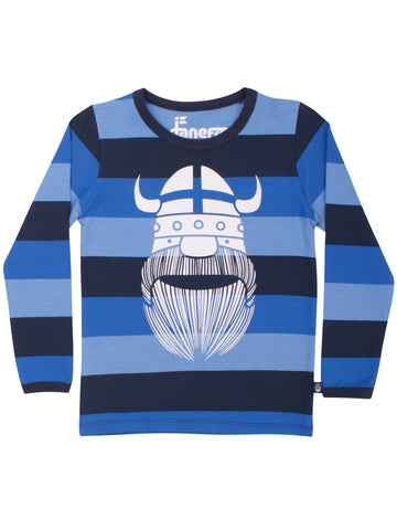 Danefae Northpole Blue Longsleeve top