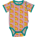 Maxomorra Goldfish Body Shortsleeve