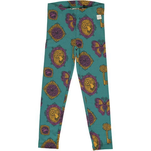 Maxomorra Vintage Treasures Leggings