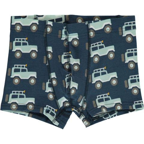 Maxomorra Jeep Adventure Boxer Shorts