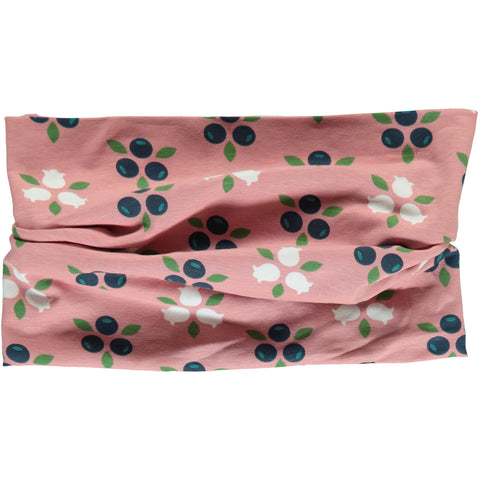 Maxomorra Blueberry Blossom Scarf Tube Regular
