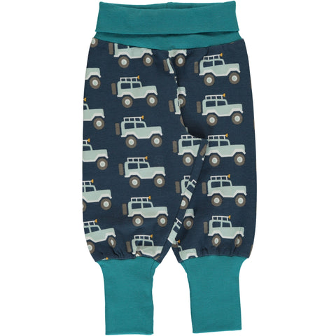 Maxomorra Jeep Adventure Rib Pants