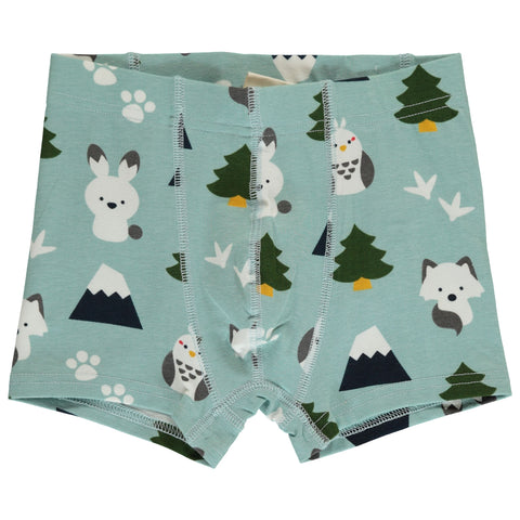 Maxomorra Winter World Boxer Shorts