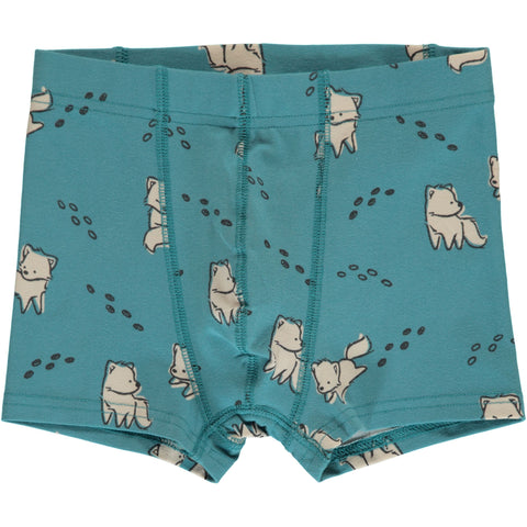 Maxomorra Arctic Fox Boxer Shorts