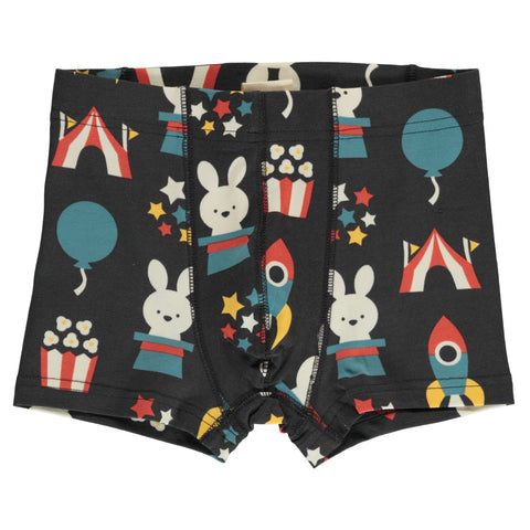 Maxomorra Fun Park Boxer Shorts