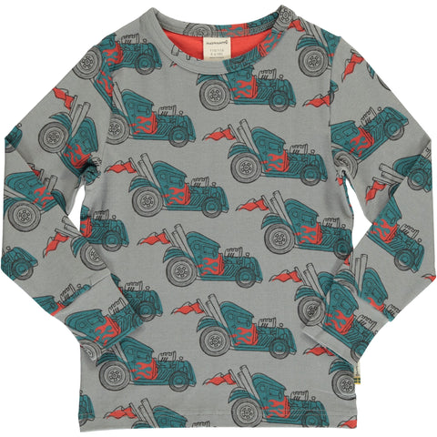 Maxomorra Hot Rod Top Longsleeve