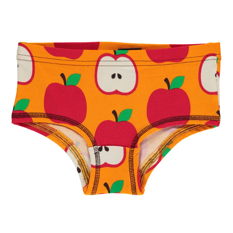 Maxomorra Apple Briefs Hipster