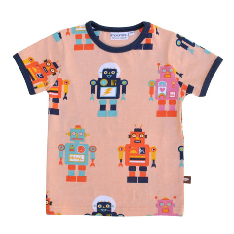 Moromini Friendly Robot Mummy Top