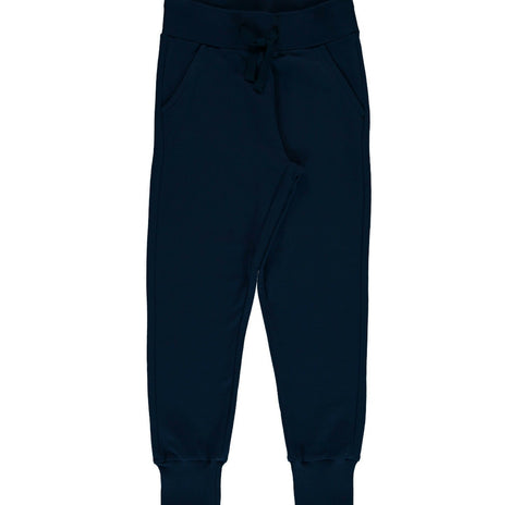 Maxomorra Graphite Soft pants