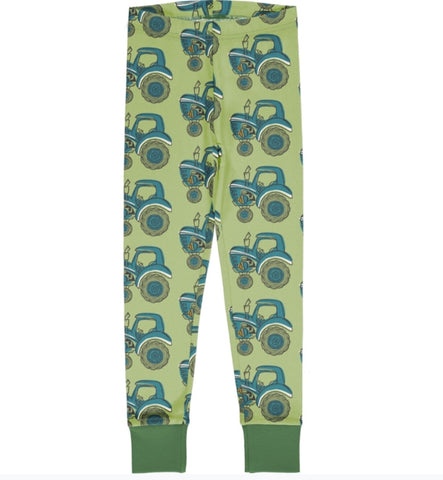 Maxomorra Tractor Leggings Cuff