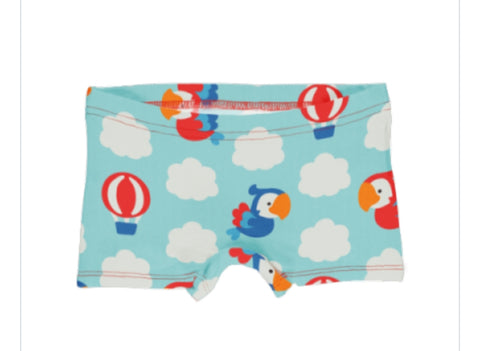 Maxomorra Parrot Safari Brief Boxers