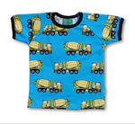 Naperonuttu Cement Truck Top Shortsleeve