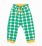 Alba Lucca Pant Wanna be an Animal Pepper Green