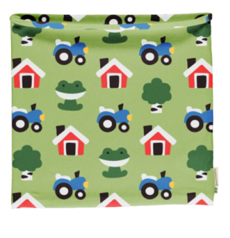Maxomorra Forest Farm Scarf Tube
