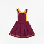 Alba Silje Spencer Dress Purple Portion