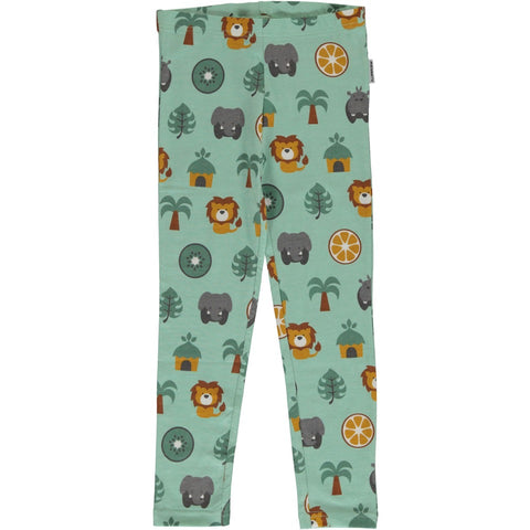 Maxomorra Jungle Leggings