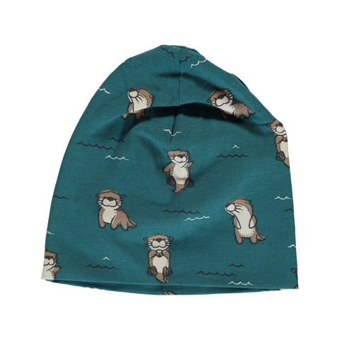 Maxomorra Curious Otter Hat Regular