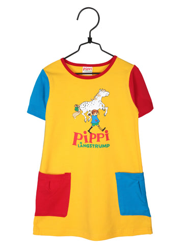 Martinex Pippi Longstocking Tunic with Pockets