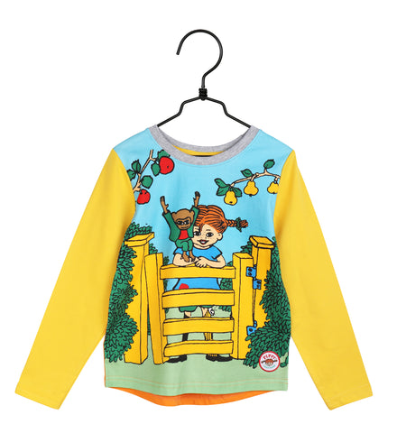 Martinex Pippi Longstocking at the Gate Top Longsleeve