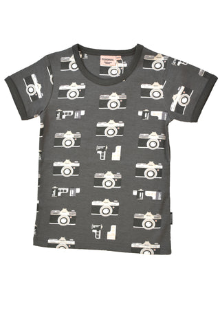 Moromini Lifestyle Camera Top Shortsleeve