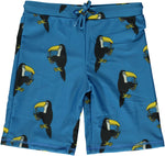Smafolk Toucan centre Blue Swim Bermuda