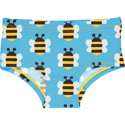 Maxomorra Humble Bumblebee Brief Hipster