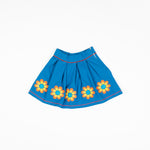 Alba Nelly Skirt Snorkel Blue