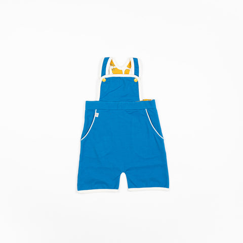 Alba Gert Short Crawlers Snorkel Blue