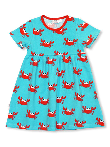 Jny Crab sweetdress shortsleeve