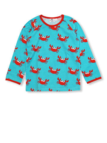 Jny Crab Longsleeve Top