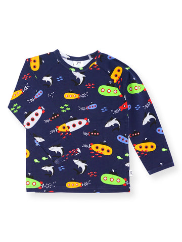 Jny Submarine Top Longsleeve