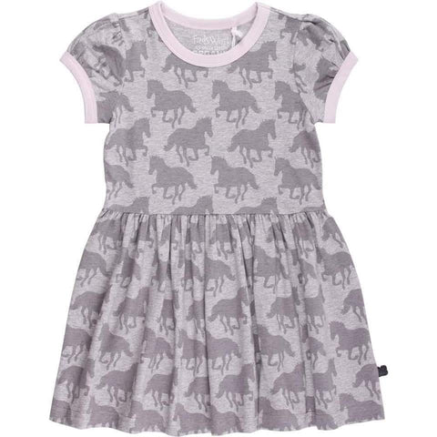 Fred's world by green cotton Horse Dress