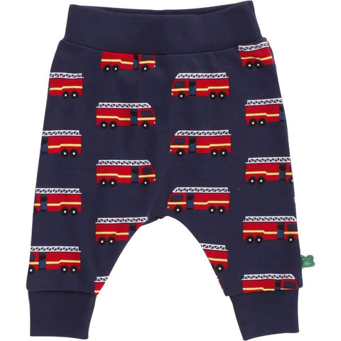 Fred's world by green cotton Firetruck Pants
