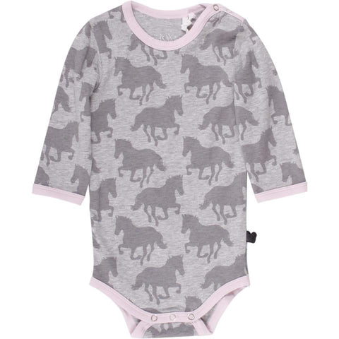 Fred's world by green cotton Horse Body longsleeve