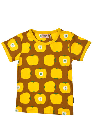 Moromini Yellow Apple Top Shortsleeve