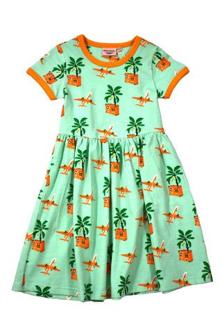 Moromini Bon Voyage Dress Twirly Shortsleeve