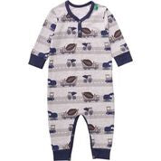 Freds World by Green Cotton Tractor Bodysuit