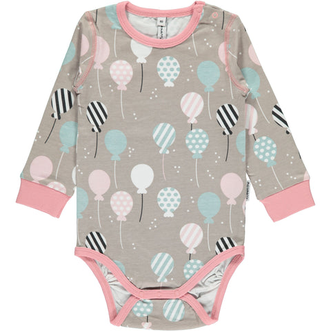 Maxomorra Ballon Body Longsleeve