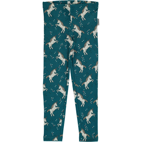 Maxomorra Unicorn Leggins