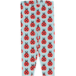 Maxomorra Lazy Ladybug Leggings Cropped