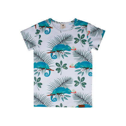 Walkiddy Chameleon Top Shortsleeve