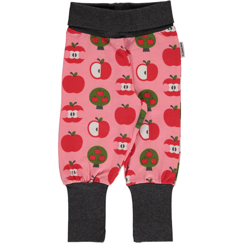 Maxomorra Apple Ribpants