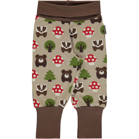 Maxomorra Forest Ribpants