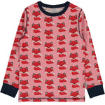 Maxomorra Fox Longsleeve Top
